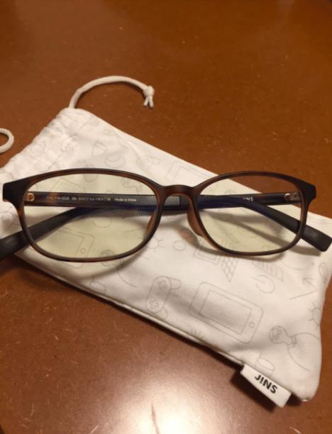 メガネが眼精疲労にかなり効果がある件
