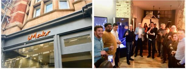 新しい3Dプリンターのお店がロンドンの中心に出現!